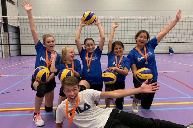 Team Krathos N5-2 kampioen